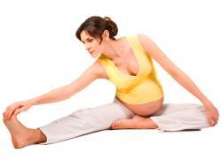 Растяжка для беременных